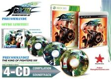 "Bande originale ""King of fighters XIII"" 13 - pochette 4 CDs"