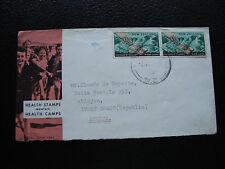 NOUVELLE-ZELANDE - enveloppe (cy81)