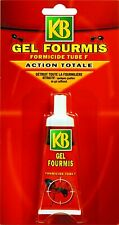 KB TUBE GEL 30 Grammes INSECTICIDE ANTI FOURMIS