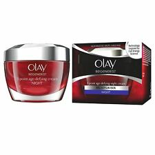 Olay Regenerist 3 Point Moisturiser Anti-Ageing Night Cream Ultra-Hydrating 50ml