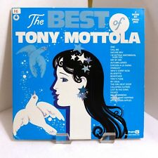 "1977 Tony Mottola ""The Best Of Tony Mottola"" Project 3 PR2-6031 Mint Stereo 2-LP"