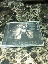septic flesh a fallen temple cd w/4 bonus tracks season of mist factory sealed