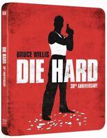 Die Hard 30th Anniversary Limited Steelbook Blu Ray