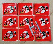 Panini EURO EM 2020 Tournament - 10 x TÜTE Coca Cola Austria  Impossible Sticker