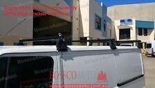 Universal Heavy Duty Black ROOF RACKS for Low Roof Vans