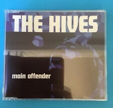THE HIVES - Main Offender *NEW SEALED* CD Single 2002 4 Tracks