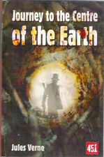 JOURNEY TO THE CENTRE OF THE EARTH Jules Verne Brand New paperb Science fiction