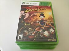 DuckTales: Remastered (Microsoft Xbox 360, 2013) NEW