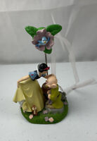 Walt Disney Snow White And Dopey Kiss Scene Picture Note Holder Clip