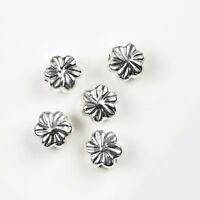 1500 Schmuckbastelsets Metallperlen Spacer Zwischenteile BEST 2mm Gold Silber