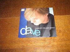 DAVE CDS HOLLANDE BOULEVARD DES SANS AMOUR