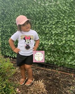 baby/toddler Minnie Mouse shirt