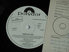 LALO SCHIFRIN'S DEMENTED ENSEMBLE -Hello- LP CLUB Polydor Promo Archiv-Copy mint