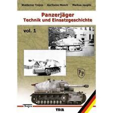 Trojca, Panzerjäger Band 1