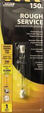 FEIT Electric 150-Watt / 130-Volt Rough Service Double-End Bulb BPQ150T3/CL/S/RS