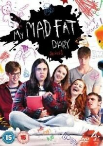 My Mad Fat Diary - Series 1 [DVD]  and Book