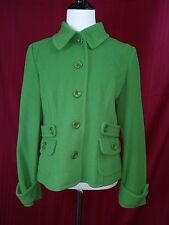 Womens LOUBEN Size 8 Wool Cashmere Jacket