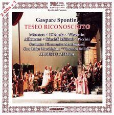 Gaspare SPONTINI / Teseo Riconosciuto / (2 CD) / NEUF