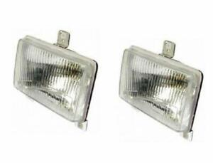 Headlights Lamp R L Ford New Holland Tractor 40 60 TM TV series models 56