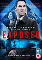 Exposed DVD (2016) Ana de Armas, Dale (DIR) cert 15 ***NEW*** Quality guaranteed
