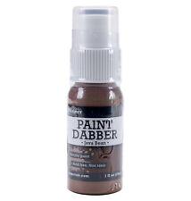 Ranger Acrylic Paint Dabber 1 fl oz 29ml - Java Bean brown