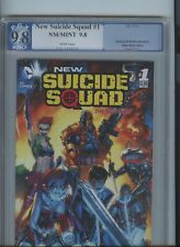 New Suicide Squad #1 PGX 9.8 2014 not CGC
