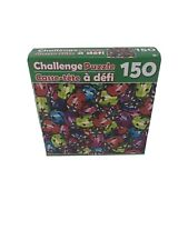 Cra-Z-Art 150 pc Challenge Puzzle COLORFUL BUGS *NEW*
