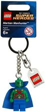 Brand New Lego 853456 Martian Manhunter Key Chain (Bricks House)