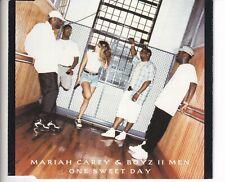 CD MARIAH CAREY & BOYZ II MENone sweet dayMAXI EX (A5658)