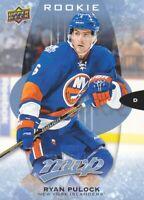 2016-17 Upper Deck MVP Hockey #279 Ryan Pulock RC SP New York Islanders