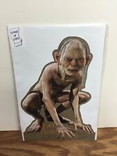 Gollum Lord of the Rings Lotr The Return of the King Stand Up Card with stand