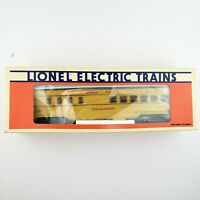 """Lionel Electric Trains 6-16071, Union Pacific """"New Baltimore"""" Dinner Car, 1991 O"""