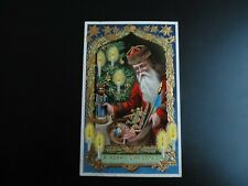 Wonderful Antique Santa Claus Postcard