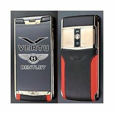 Vertu Signature Touch - 64GB - Black Steel Smartphone