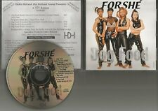 George Clinton & FORSHE dog Food INSTRUMENTAL & EXTENDED & RADIO PROMO CD Single