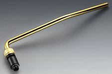 Genuine Original Schaller Germany Lockmeister/Floyd Rose Tremolo Arm, Gold