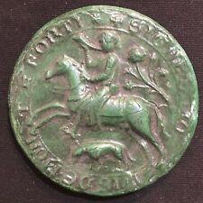 Simon de Montfort medieval seal reproduction 71mm - 13th century