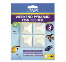 3 Day API Pyramid Fish Tank Feeder Weekend Holiday Vacation Food Aquarium