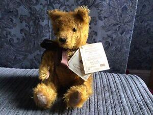 Deans Bear Ronnie.