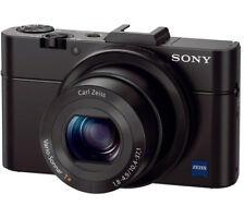 Sony DSC-RX100 II M2 Advanced Cybershot Digital Compact Camera Zeiss Lens UK