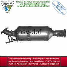 Mazda 5 / 6 Dieselpartikelfilter DPF Rußpartikelfilter Original Austausch
