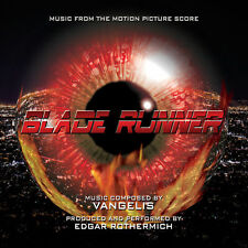 Blade Runner Score by Edgar Rothermich 2019 Lp limited edition