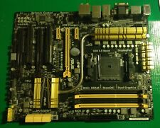ASUS A88X-PRO REV 1.02 FM2+ Motherboard I/O shield and Driver Disc
