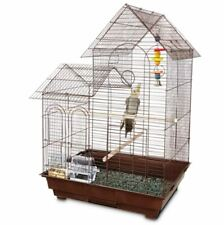 "You & Me Cockatiel Ranch House Bird Cage, 20"" L x 16"" W x 29"" H"