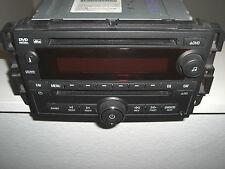 2007 2008 GM Pontiac Torrent Radio Dvd CD Player Aux MP3 Am/Fm Radio 25799107