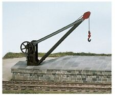Wills SS51 - Goods Yard Crane ONLY (No Platform) 00 Gauge Plastic Kit - 1st Post