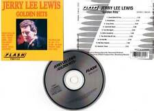 """JERRY LEE LEWIS """"Golden Hits"""" (CD) Great Balls Of Fire..."""