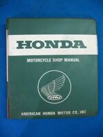 Honda 1983 CB11000F Original Factory Service Shop Manual NOT A COPY XLNT A477
