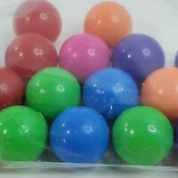 Aggravation Game Marbles Marble Pieces Only 20 Replacement Parts Assorted Colors