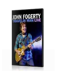 John Fogerty - Travelin Man/Live (DVD)